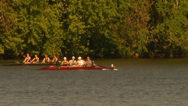Dad Vail Regatta Kicks Off; Road Closure in Place