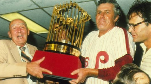 Former Phillies Manager Dallas Green Dies at 82