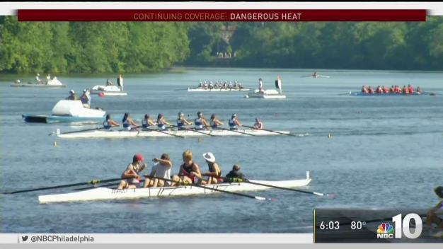 Dangerous Heat Changes Regatta Rules