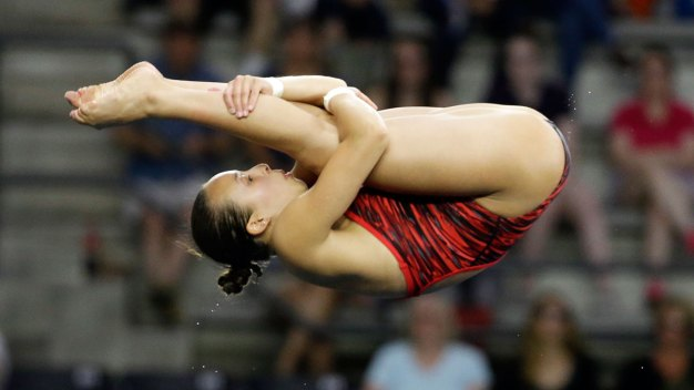 USA Diving Gets 2nd Spot in Women's 3-Meter for Rio Games