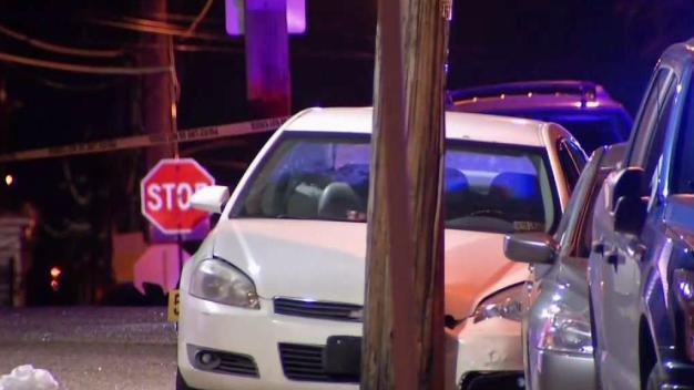 Double Shooting Inside Car in Olney