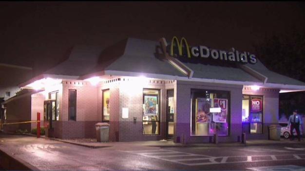 McDonald's Drive-Thru Shooting in Fishtown