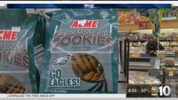 Eagles Fans Prepare for Sunday's Game