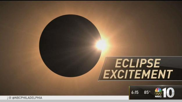 Eclipse Excitement Sweeps the Region