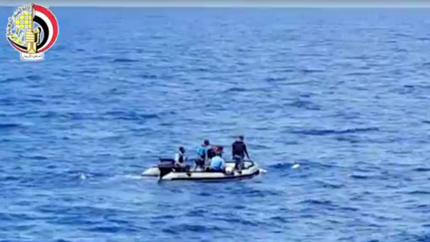 Official: EgyptAir 804 Human Remains Suggest Blast