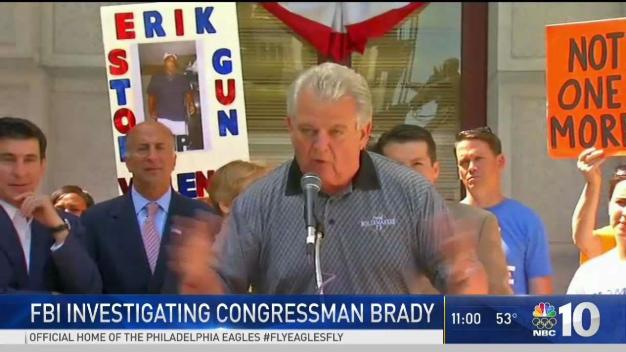 FBI Probe of US Rep. Bob Brady