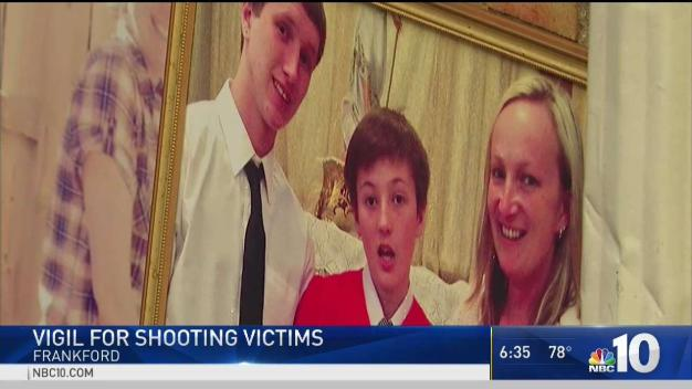 Family of Shooting Victim Calls for Action