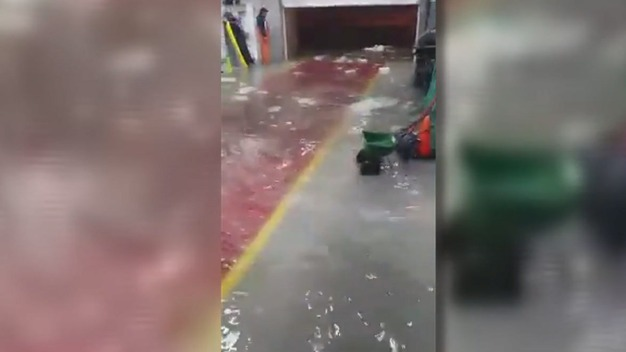 NJ Firehouse Flooded Again During Winter Storm