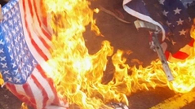 States' Flag-Burning Laws Unconstitutional, But Persist