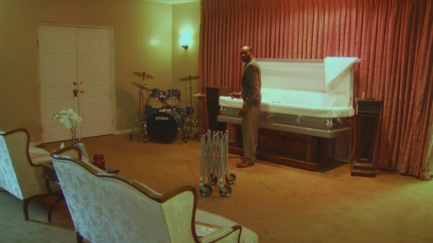 Bodies Found Inside Unlicensed Funeral Home