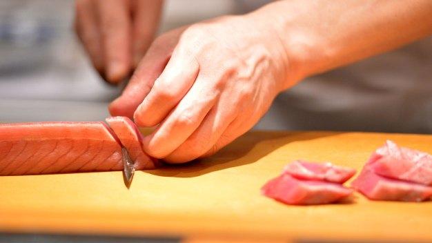 Salmonella Linked to Raw Tuna Sickens Dozens