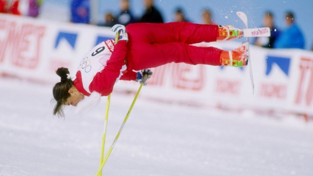 These Weird & Wonderful Sports Were Retired From the Winter Olympics