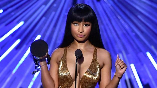Nicki Minaj Calls Out Miley Cyrus at MTV VMAs