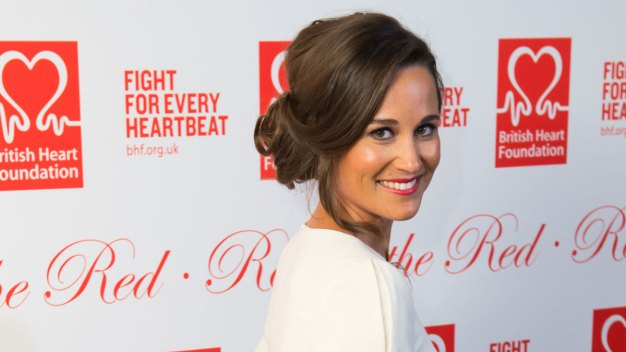 Pippa Middleton's iCould Hacked, Photos Stolen: Report
