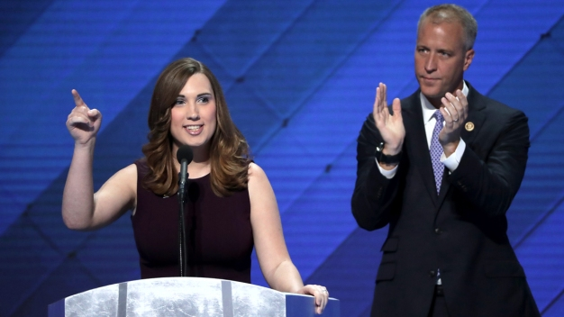 Transgender Woman Makes History at DNC