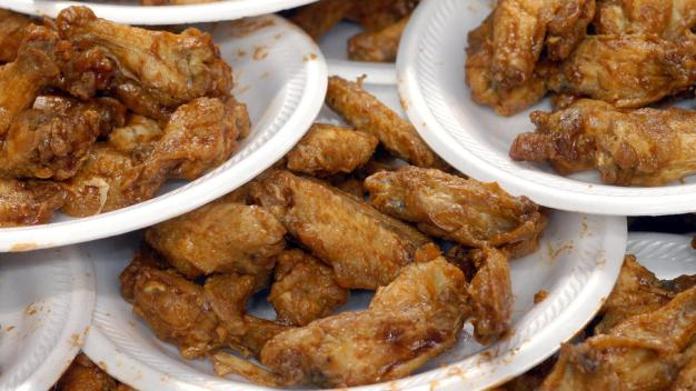 Molly Schuyler Takes Back Wing Bowl Crown