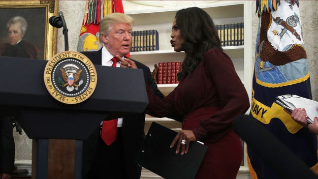 Fallout Continues Over Omarosa Tapes