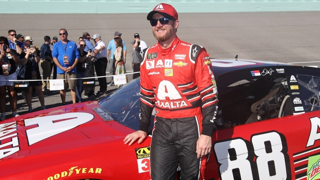 Earnhardt Jr. Throws Epic Retirement Party After Finale