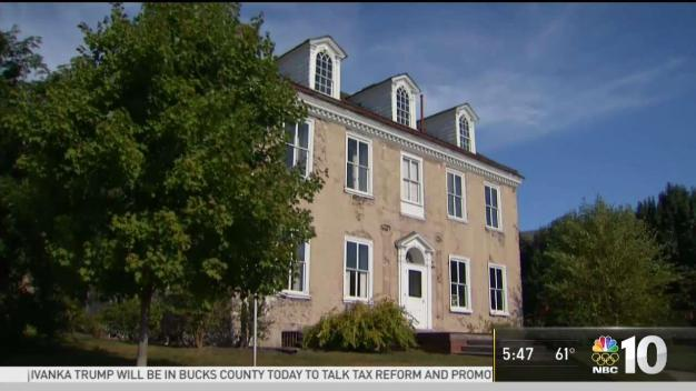 Ghostly Events at Montco Mansion