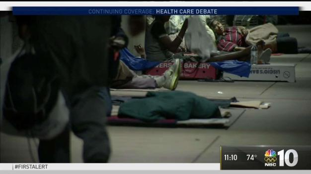 Health Care Repeal Could Hurt Philly's Homeless