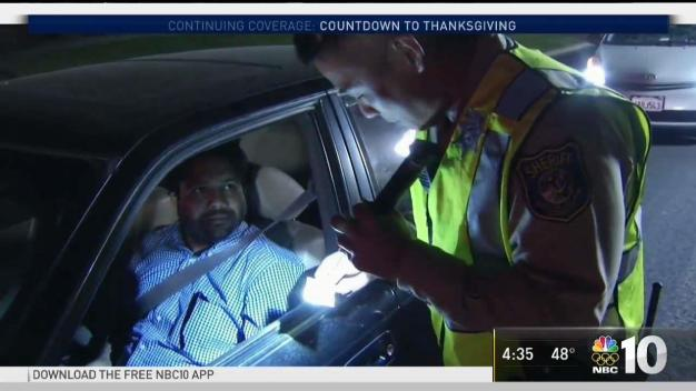 Holiday Drunk Driving Crackdown