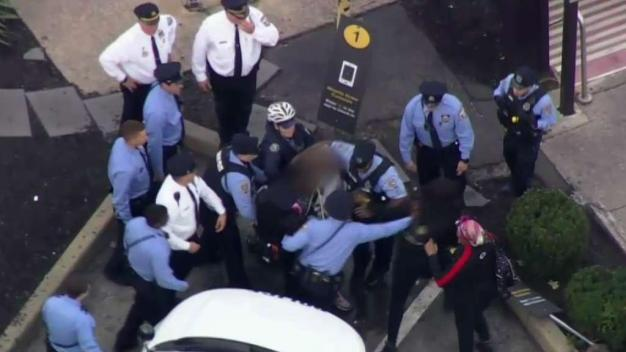 Huge N. Philly Brawl Leaves 3 Cops Hurt, 14 Youths Detained