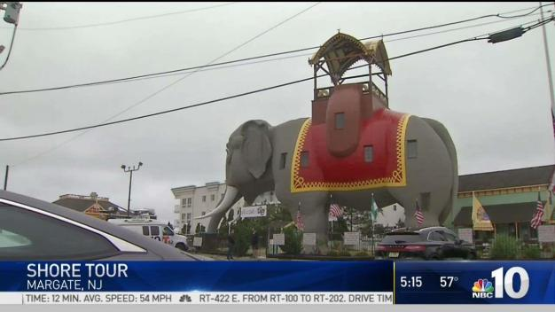 Lucy the Elephant: Margate's Iconic Attraction