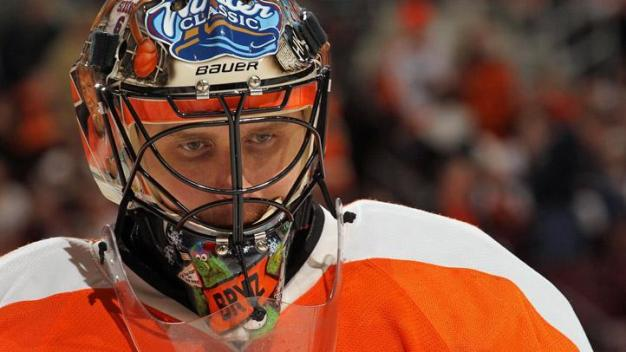 Flyers Buy Out Bryz