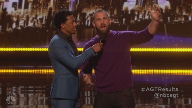 Eagles Long Snapper Jon Dorenbos Makes Americas Got Talent Final