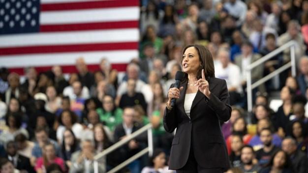 Sen. Harris Wants to Fine Companies That Pay Men More Than Women