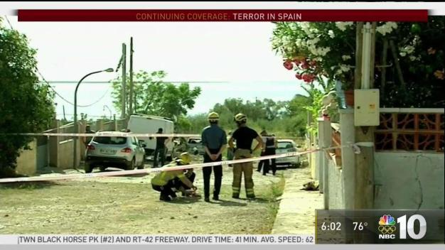 Latest Terror in Spain Developments