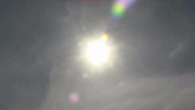 First Alert: Excessive Heat Hits Area