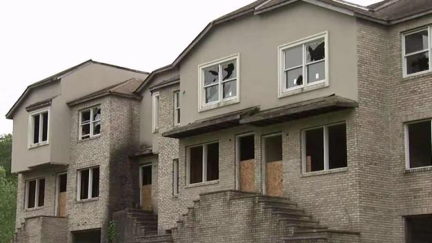 Luxury Homes Abandoned for Years to Be Torn Down