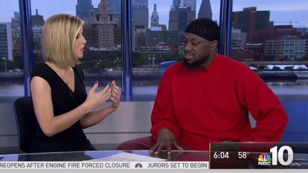 Wrongly-Convicted Man Free After 24 Years in Prison Speaks Out