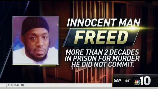 Man Wrongly Convicted of Murder to Be Freed