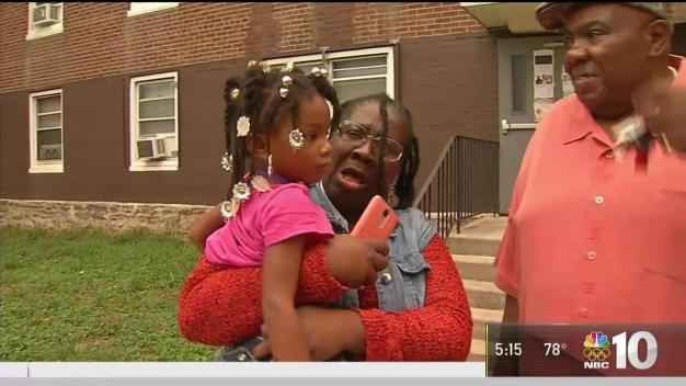 Missing 4-Year-Old Philadelphia Girl Reunites With Her Family