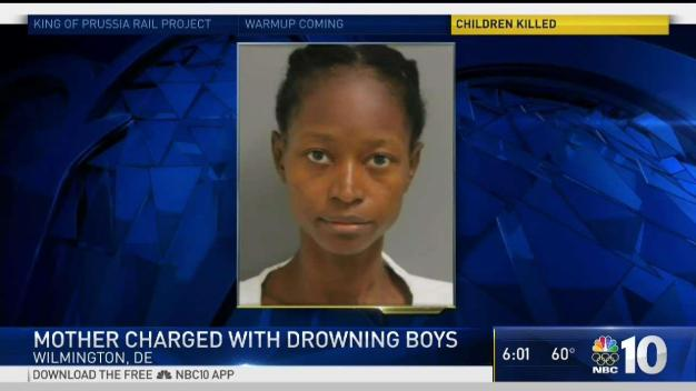 Mom Accused of Drowning Children in Bathtub of Delaware Home