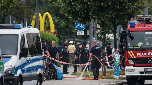 'No Indication' Munich Gunman Was Linked to ISIS