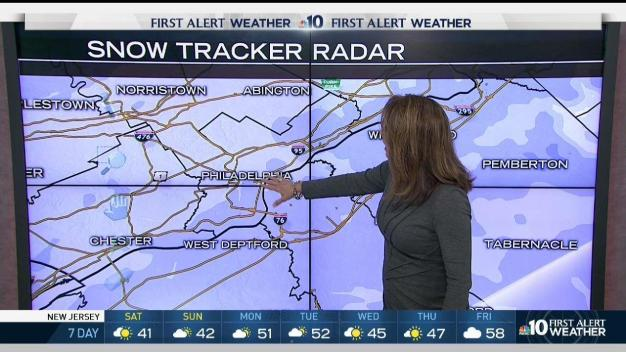 NBC10 First Alert Weather: How Long Will the Snow Last?