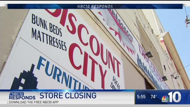NBC10 Responds: Store Closing Advice
