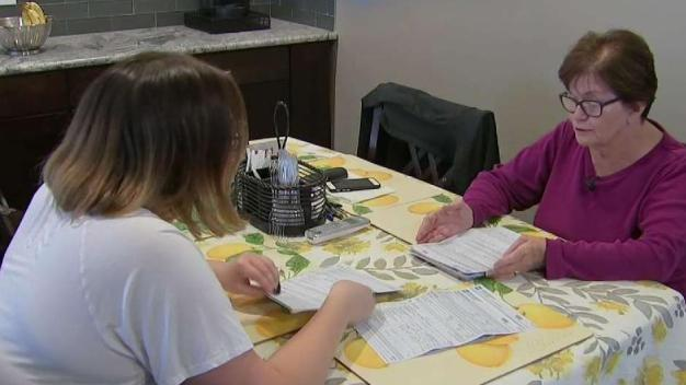NBC10 Responds: Widow Deals With Credit Card Problems