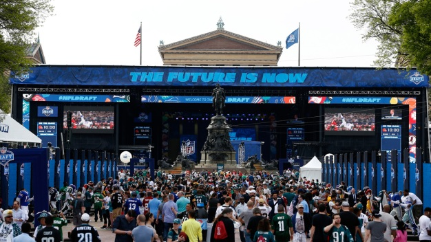 NFL Draft Ends in Philly After Record-Breaking Attendance