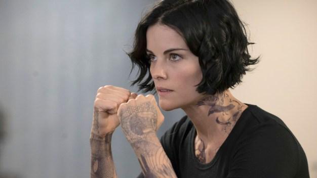 'Blindspot' Star Reveals Seven-Hour Tattoo Process