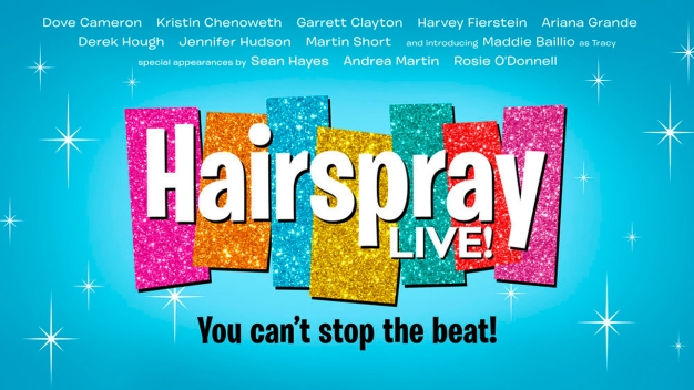 Kimmel Center Holding 'Hairspray Live!' Viewing Party