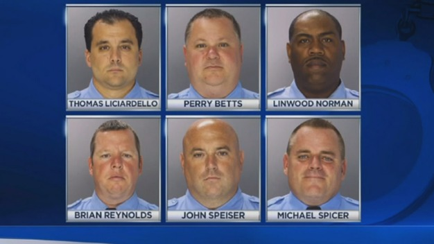 6 Philly Narcotics Officers Stole From Suspects: Feds