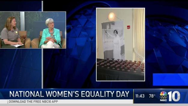 National Womens Equality Day Celebrated This Saturday