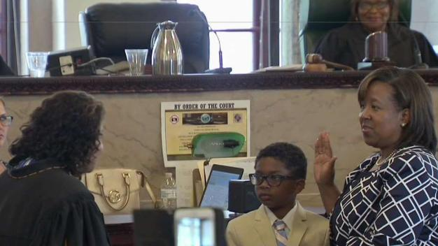 New Philadelphia District Attorney Sworn In