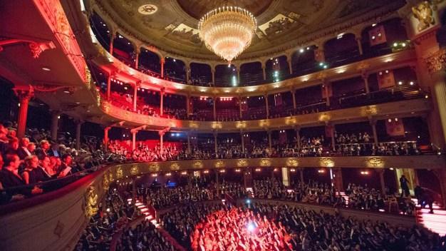 Academy of Music Celebrates 160th Anniversary