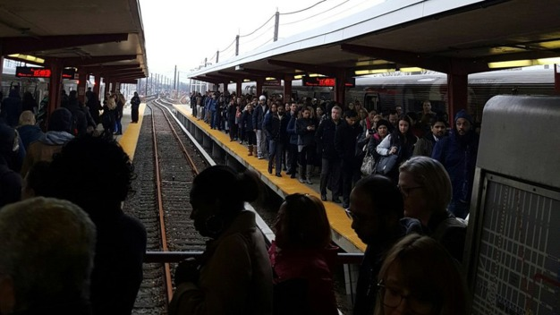 PATCO Problems Persist Between New Jersey and Philadelphia
