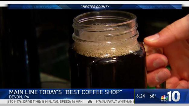 What's the Main Line's Best Coffee Shop?